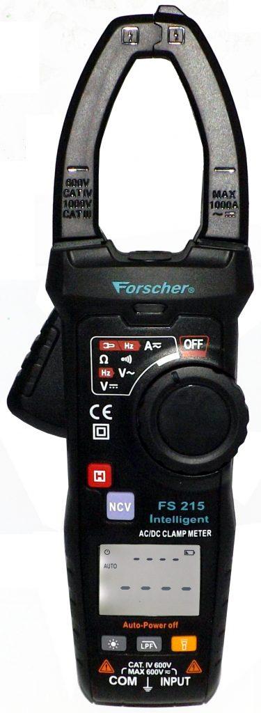 miernik cęgowy automatyczny forscher fs215